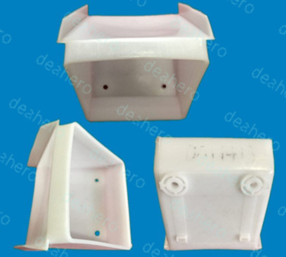 Molded Continuous Elevator Buckets